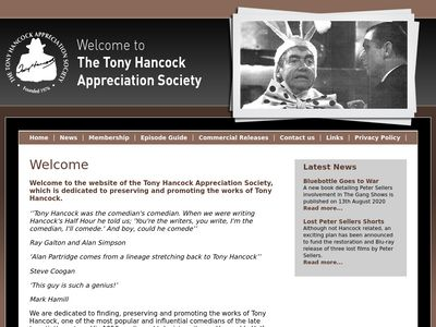 Tony Hancock Appreciation Society