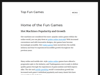 Top Fun Games