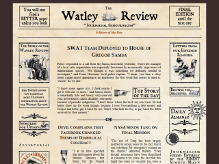The Watley Review
