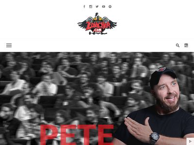 The Official Website of Pete Zedlacher